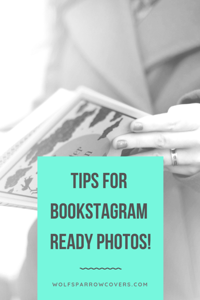 Tips for Bookstagram-Ready Photos